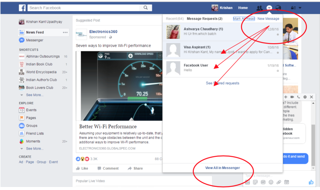 15 Hidden Facebook Features Only Power Users Know | Digitoly