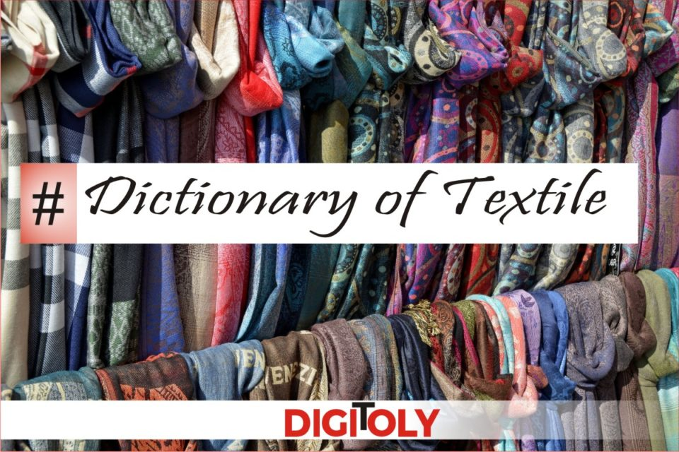 cf5ede40d Dictionary of Textile | Digitoly